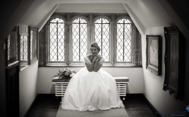 Wedding Shoot at Athelhampton House