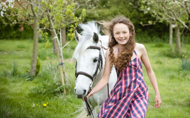 Equine Shoot with Ella and Misty
