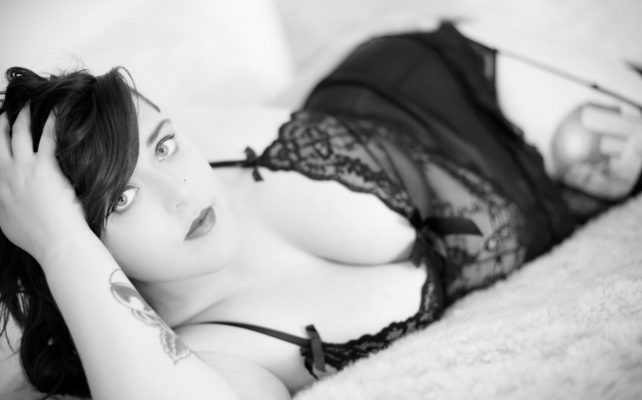 Boudoir Photography – The perfect Valentines day gift.