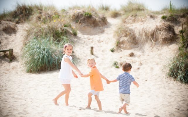 Summer Family Photography Session Offer