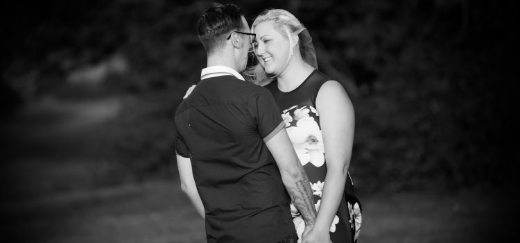 Chris and Tasha's Engagement Sneaky peak!