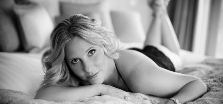 Gifting Boudoir Photography