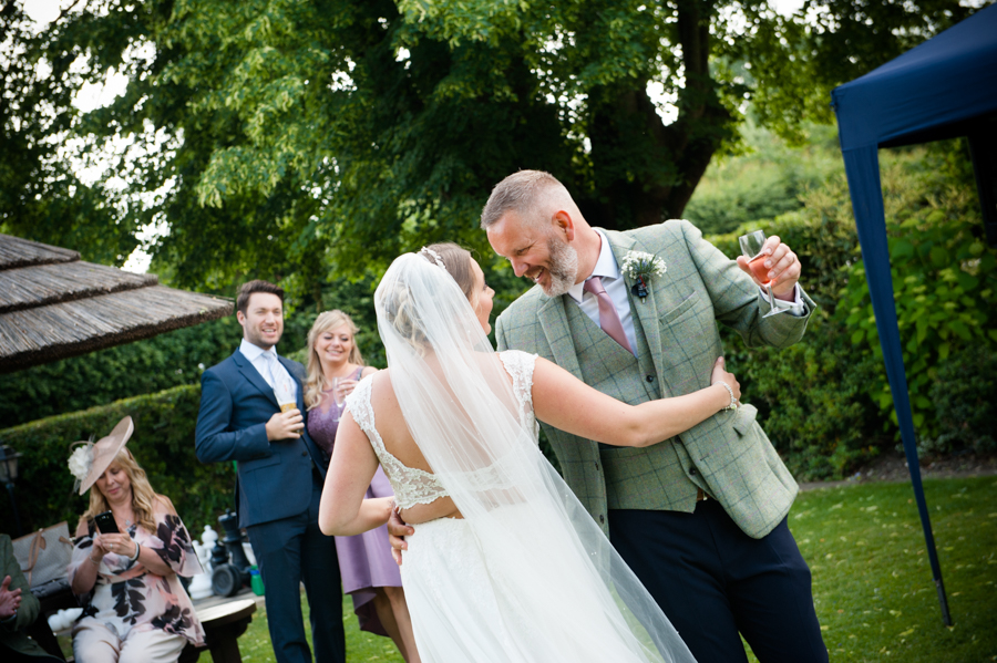 The Bell Inn New Forest Wedding