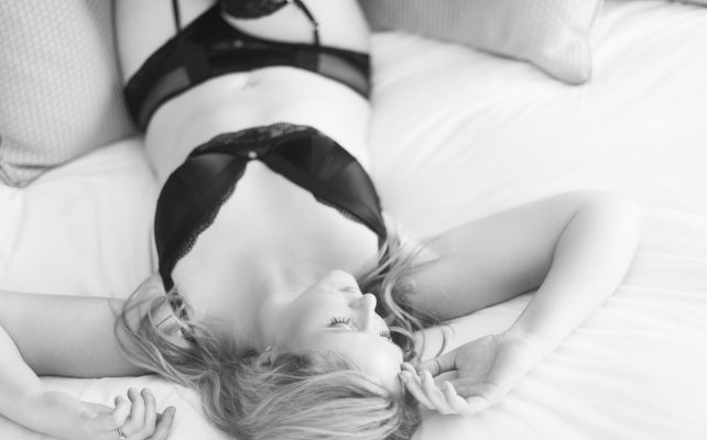 Boudoir Photography – Client Spotlight